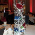 Centerpieces for military wedding this is elegant and super easy a