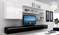 Floating Entertainment Center