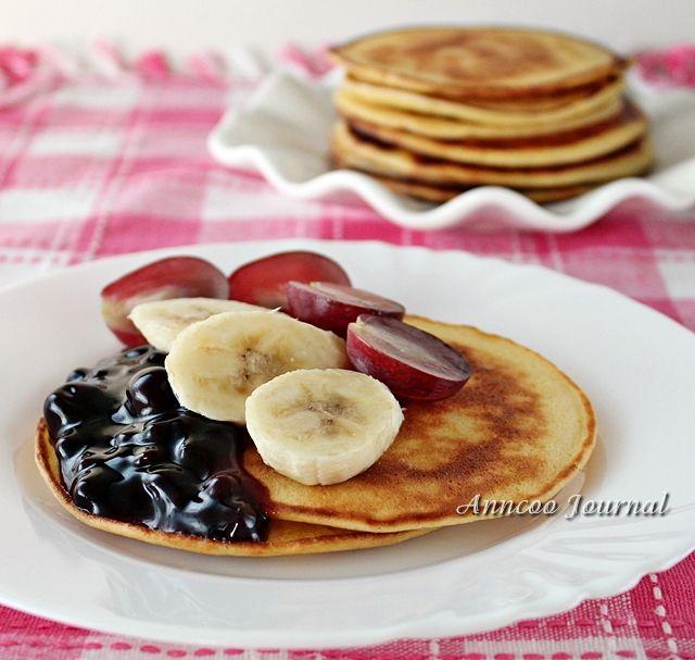 pancakes without baking powder savory recipes pinterest