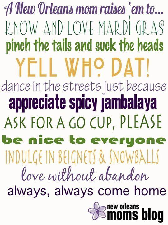 Cajun Mardi Gras Quotes And Sayings