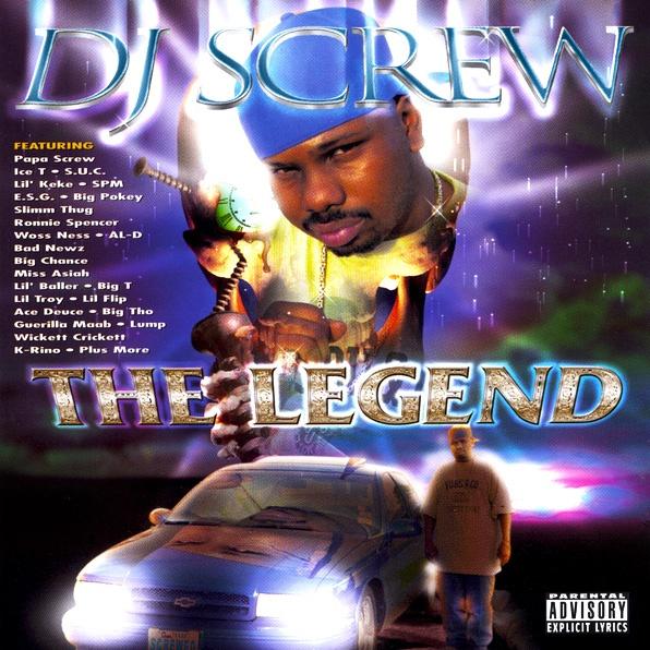 Dj Screw albums