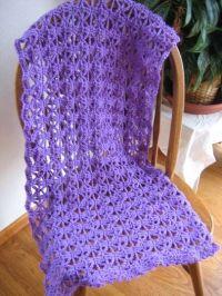 crochet beginner projects   CROCHET PRAYER SHAWL PATTERN ...