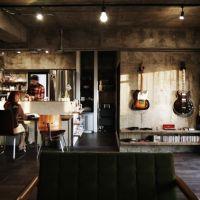 お宅拝見:GQ JAPAN2件目 国内事例・ブルーズマンのオシャレなお宅