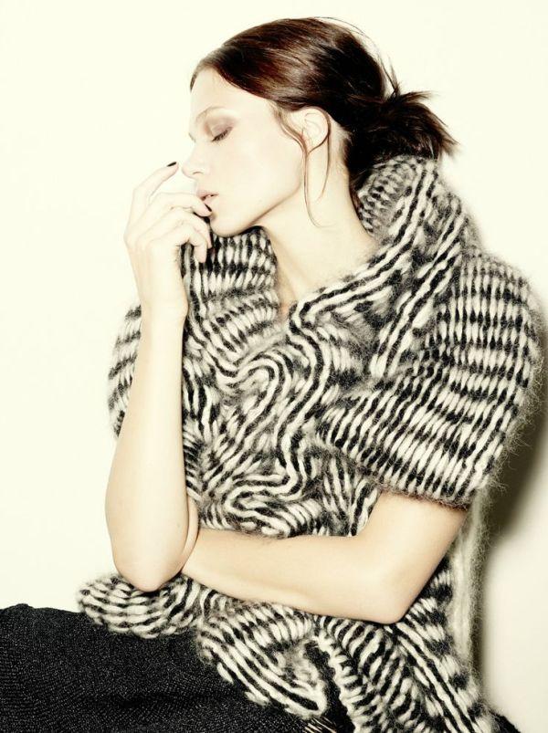 knitGrandeur: Twist & Turn