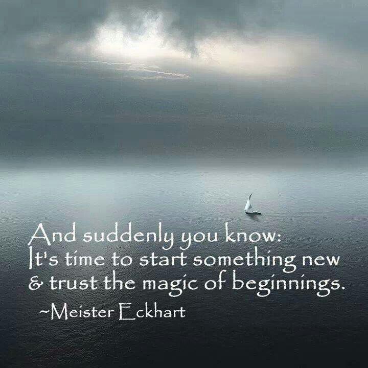 Or For A Fresh Start New Beginnings Symbols