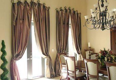 Unique Sheer Curtains