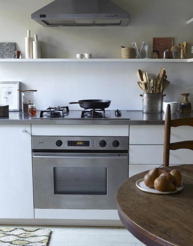 Kitchenaid Stove: Kitchen Over Stove Shelf