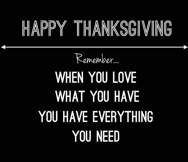 19 Thanksgiving Quotes to Make You Thankful