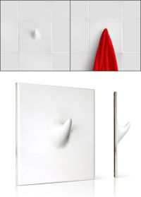Hook, tile and thinker | Bathroom Design | Pinterest