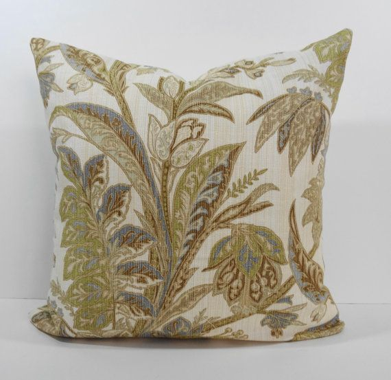 Tommy Bahama Designer Pillow Cover Decorative Throw