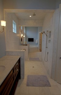 Walk Through Shower Design Pictures | Joy Studio Design ...