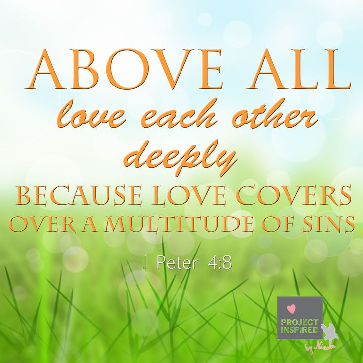 Love Conquers All Bible