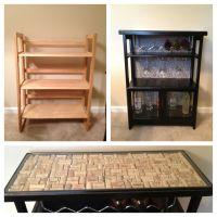 Cheap bookcase into liquor cabinet | Home ideas | Pinterest