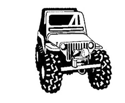 Jeep Wrangler Off Road Coloring Pages Coloring Pages