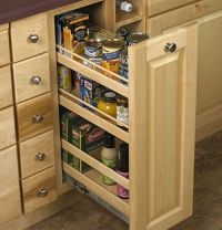 Pull out pantry cabinet | For the Home | Pinterest