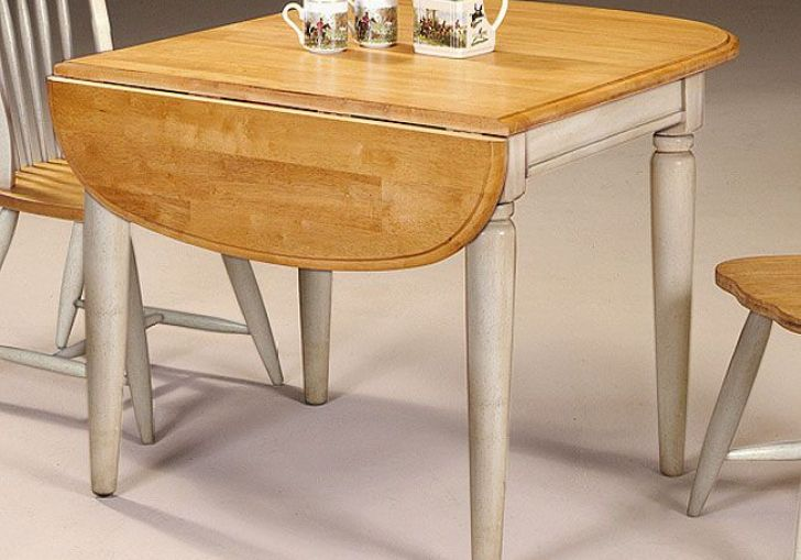Small Drop Leaf Kitchen Table