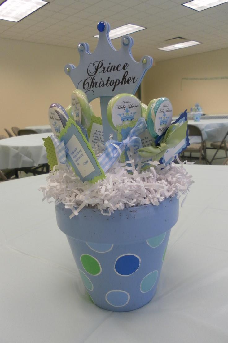 Baby Shower Centerpieces  Baby shower  Pinterest