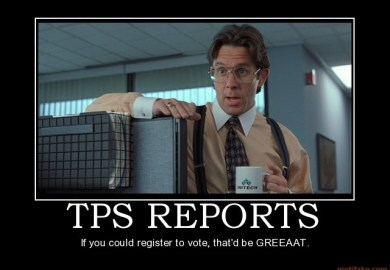 Office Space Tps Report Quote