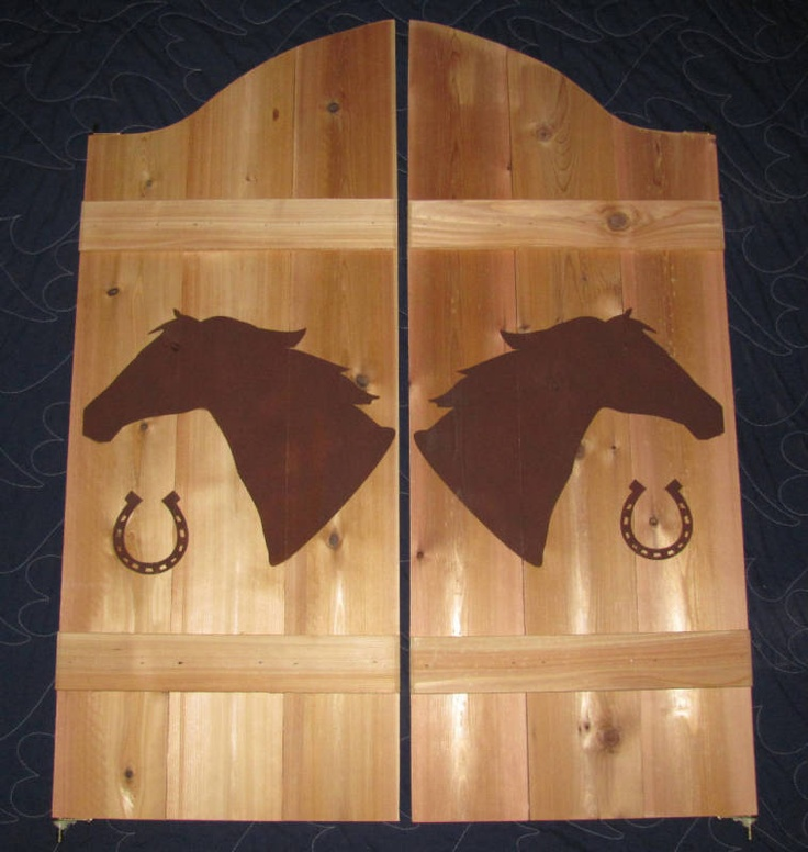 Bathroom Equestrian Decor