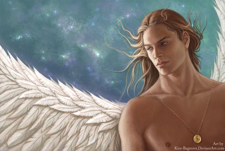 Angel from a dream by ~Kira-Bagirova on deviantART