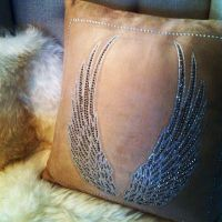 Angel Wing Pillow | {comfy/cozy) | Pinterest