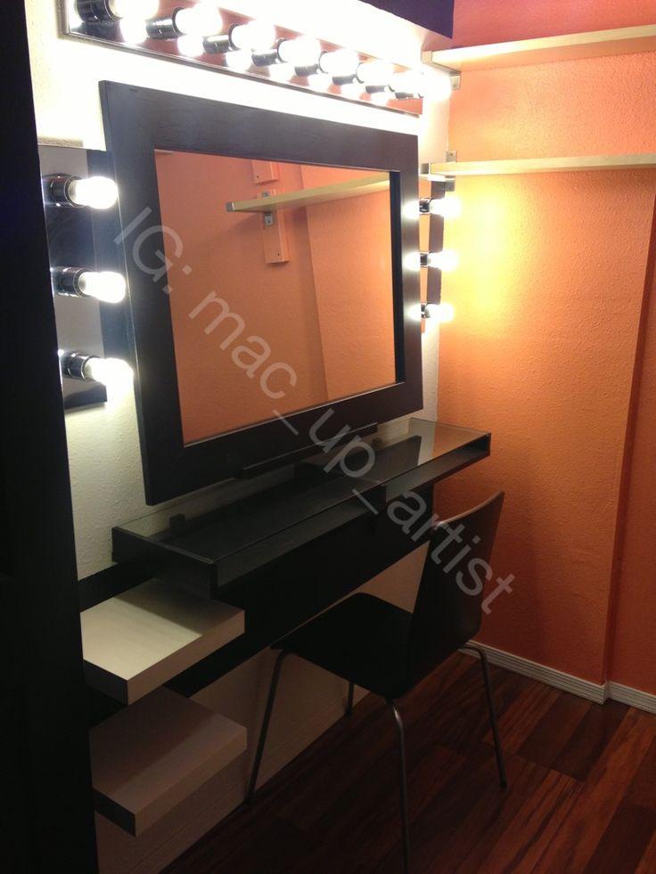 Makeup Room Vanity Room For Girls Pinterest