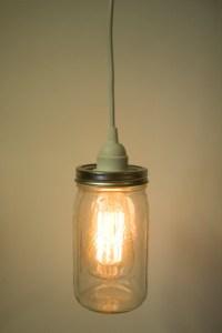 Mason Jar Pendant Light Kit. Full Size Of Lightingjar ...