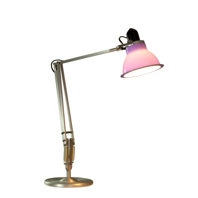 Type 1228 Desk Lamp Violet  Anglepoise