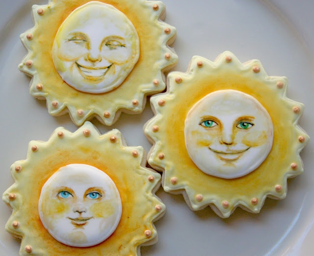 Arty McGoo - Sunshine sugar cookies