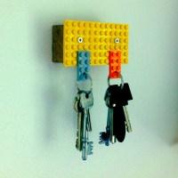 Lego key holder | DIY-Crafts | Pinterest