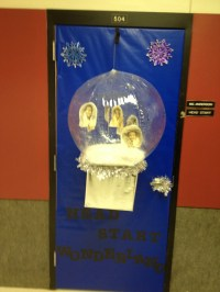 Classroom Door Decorating Contest Ideas | just b.CAUSE