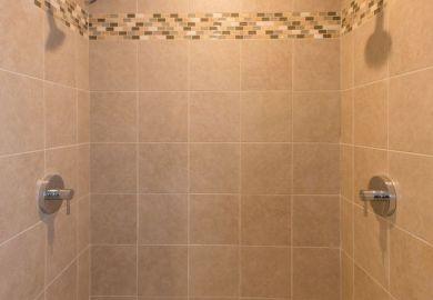 Modern Bathroom Shower Design