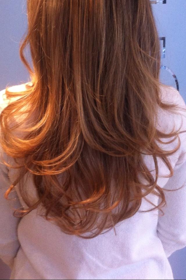 hair hairstyles  long bouncy blow dry  Hair  Pinterest