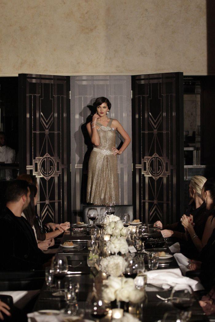 Gatsby dinner