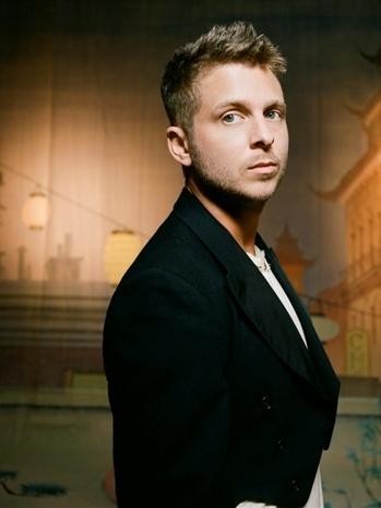 Ryan Tedder lead singer for One Republic    Inspiring