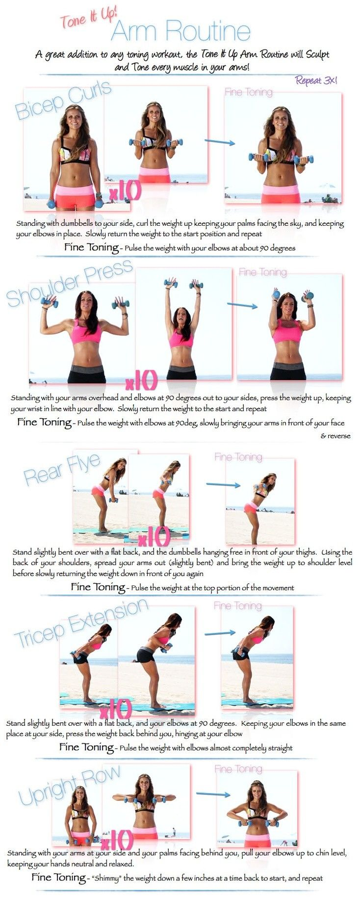 Get ready for tank top season with this 10-minute workout from celeb trainer Holly Perkins,10 minute belly blasting workout