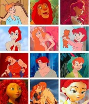 's lot of red heads