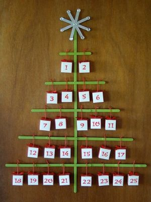 advent calendar by joanne