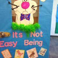 """Dr. Seuss """"It's Not Easy Being a Bunny"""" 