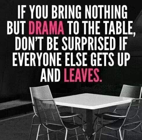 No More Drama Quotes QuotesGram