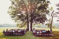 Beautiful backyard wedding.   Bodes   Pinterest