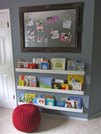 DIY Magnetic frame board..... TOTALLY LOVE THIS!!!!!