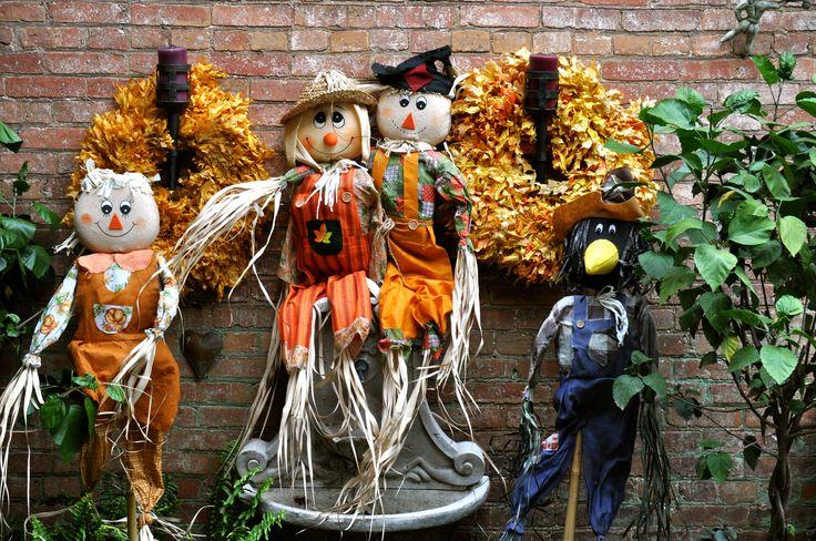 Yard Decorations Fall