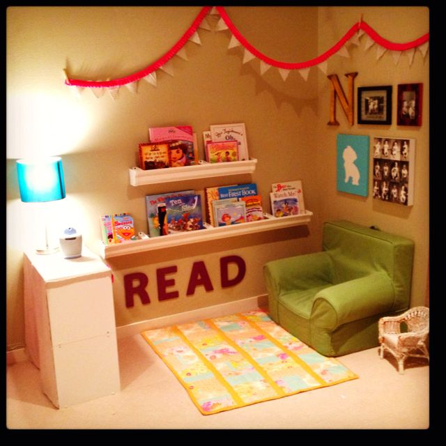 Baby Play Area Living Room