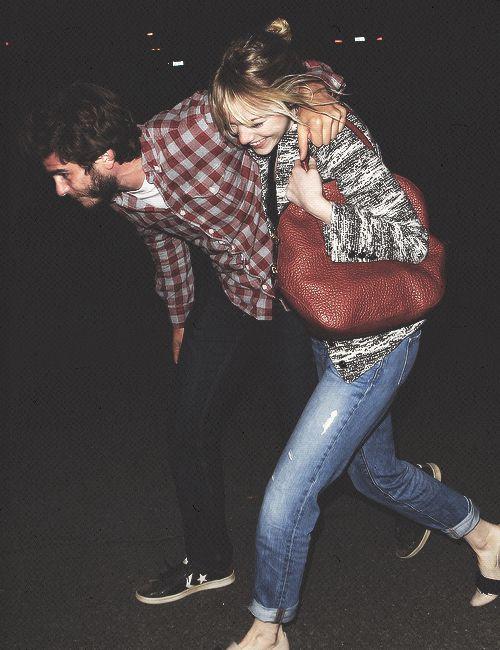 Gahhh I love them! Emma and Andrew