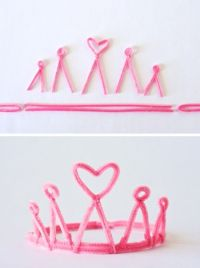 WITH A PIPE CLEANER... | Mommo Design