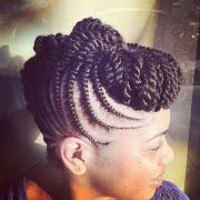 silky twist hairstyles