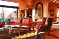 Santa Fe Living Room | Ideas for my real home | Pinterest