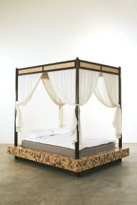 Bed Canopy Queen Size | BangDodo