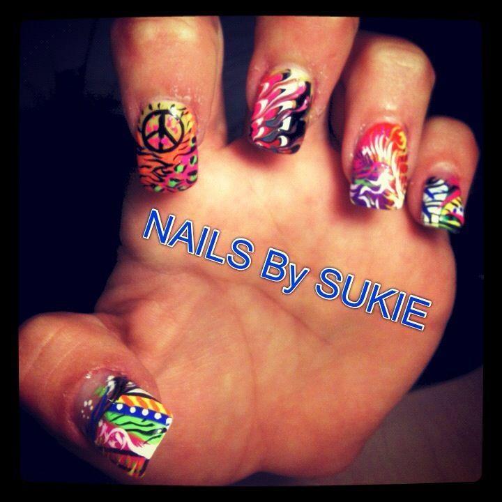 Really Cool Nail Designs
